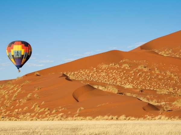 Balloon Namibia