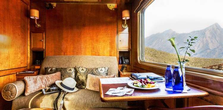 Blue Train deluxe-suites