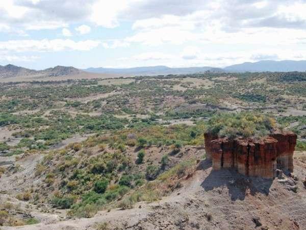 New Museum for Olduvai Gorge Tanzania