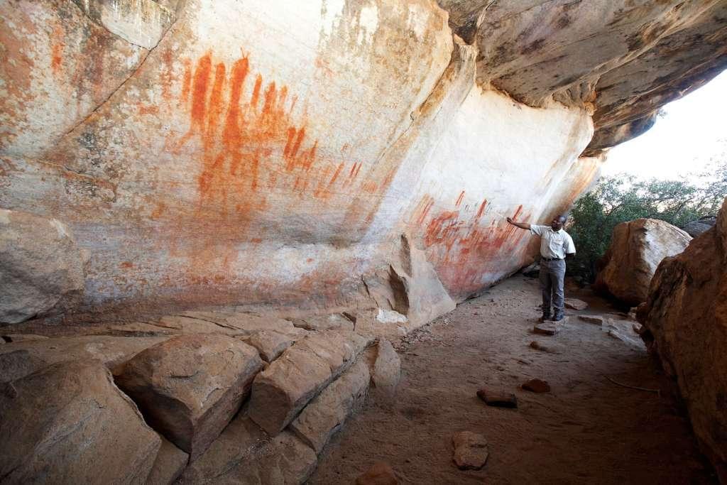 Rock art, South Africa