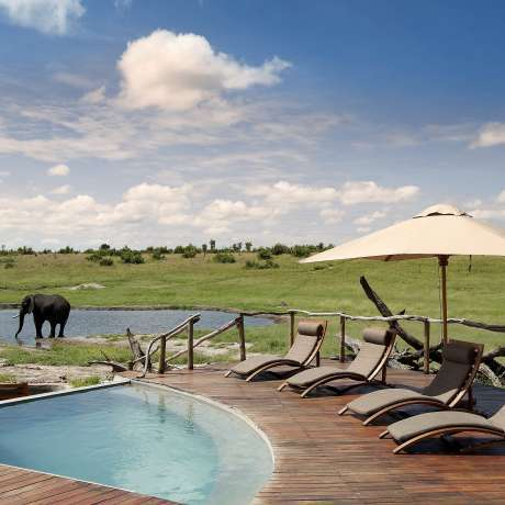 Image of Somalisa Camp, Hwange National Park