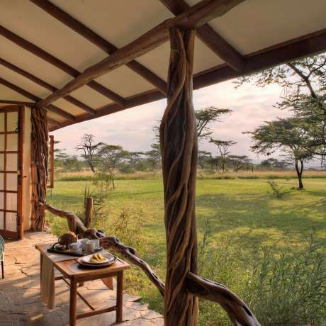 Image of Mara Bush House, Masai Mara, Kenya