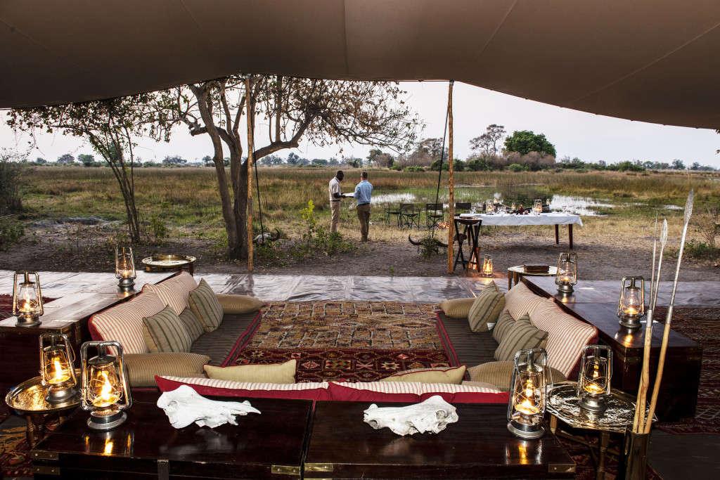 Okavango mobile safari - uncharted africa -natural selection - Botswana