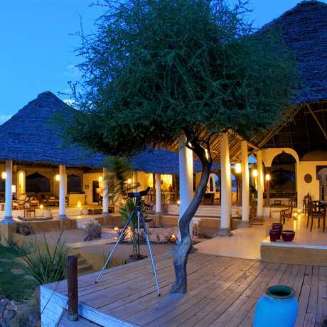 Image of Sasaab Lodge, Samburu National Park