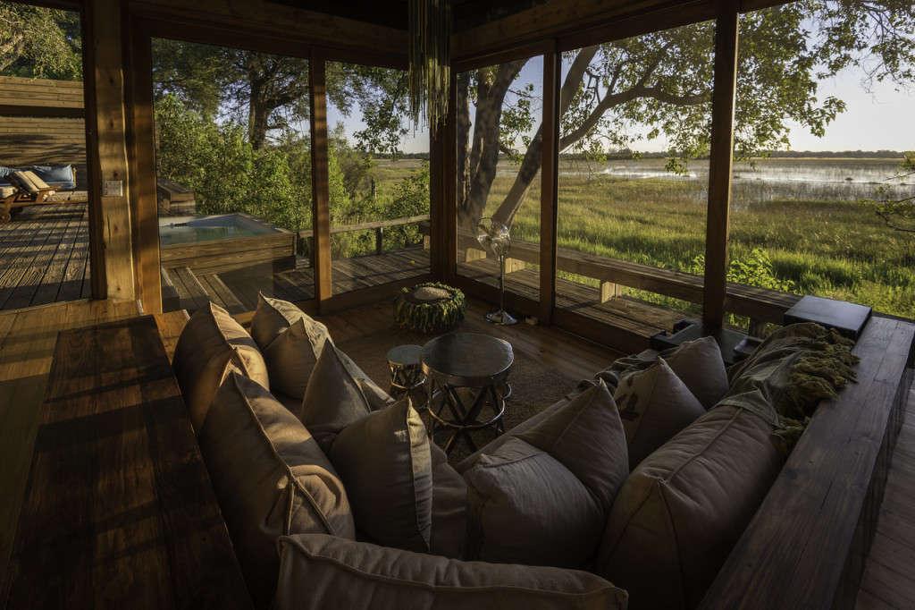 Vumbura Plains, Okavango Delta, Botswana
