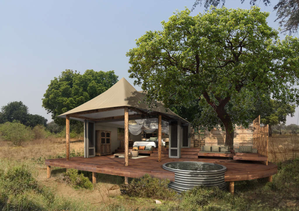 Nyamatusi Camp
