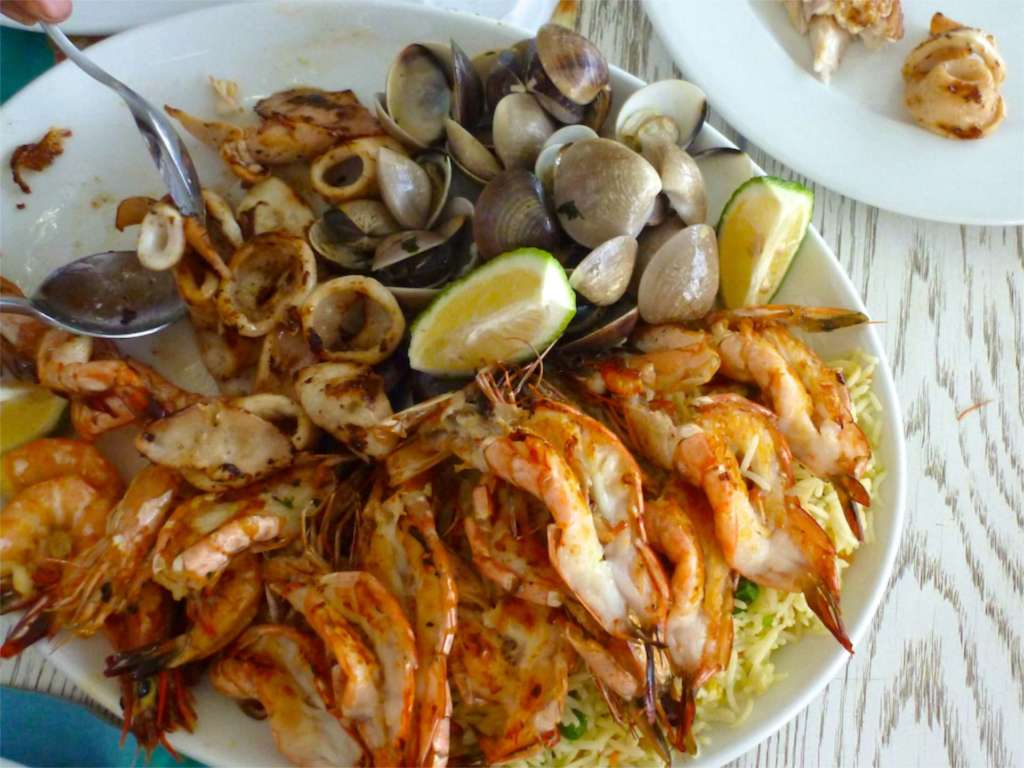 Maputo's selection of seafood makes it a top foodie destination in Africa